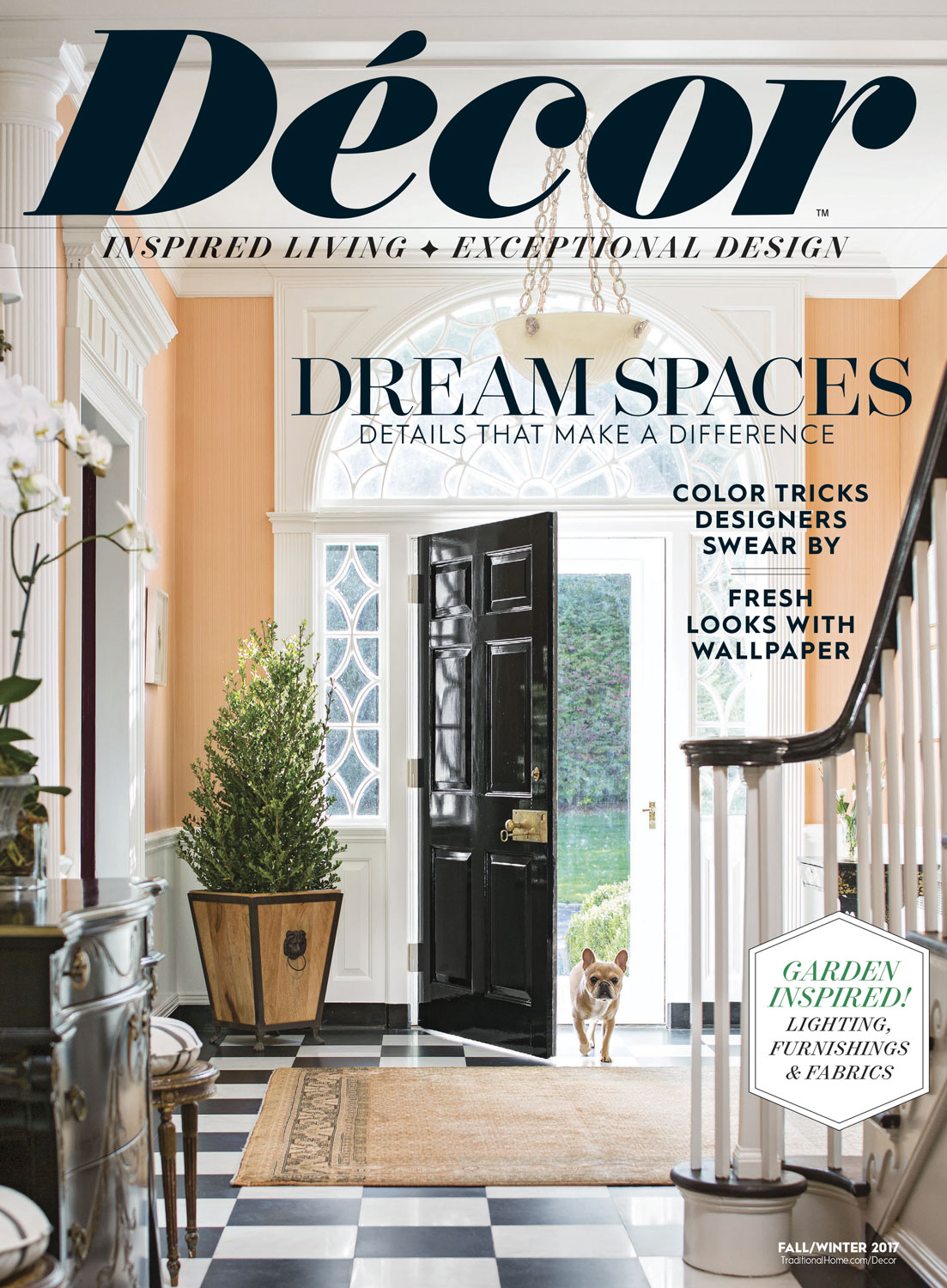 Inside This Issue Décor Traditional Home