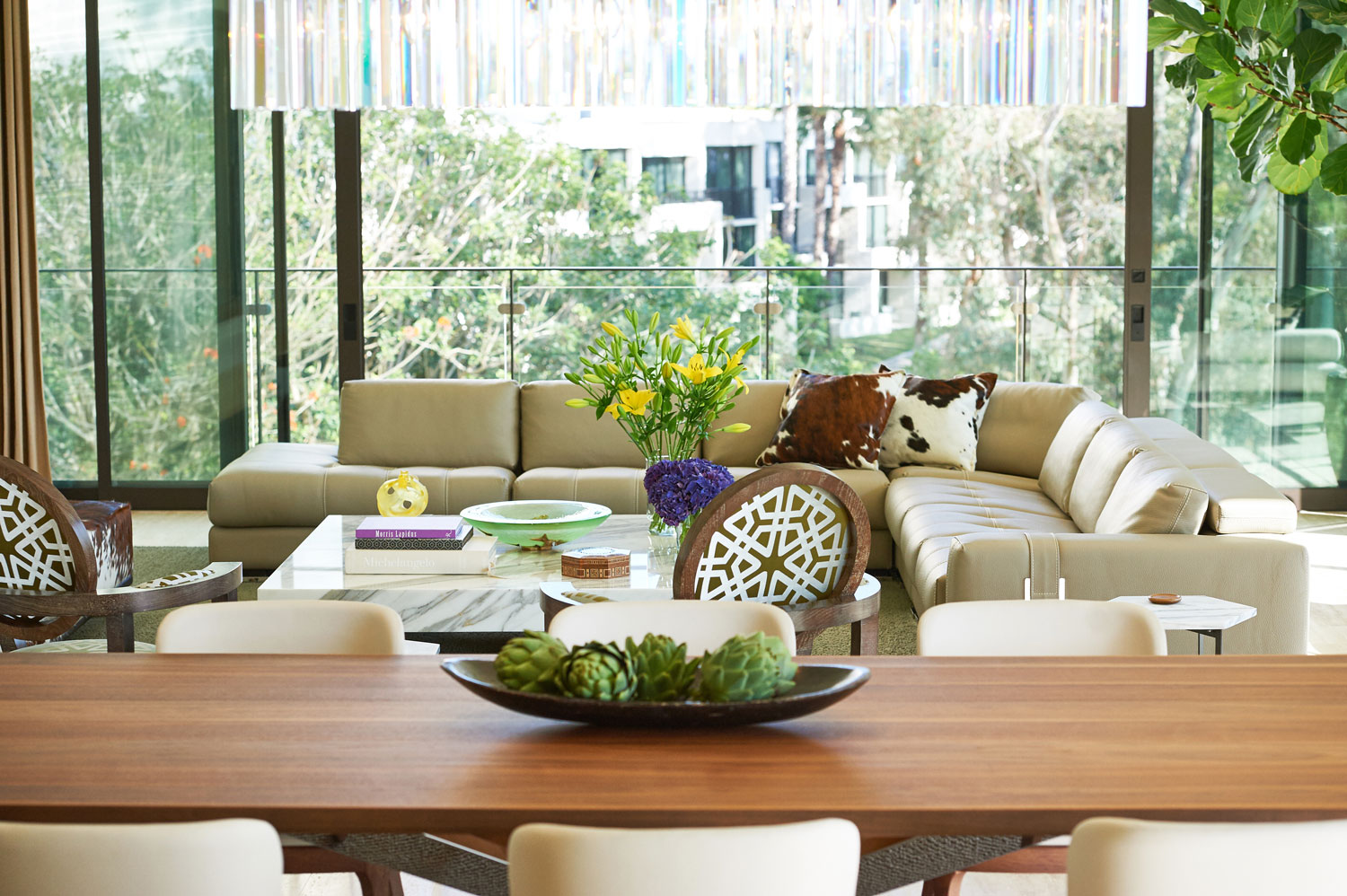 Energetic Penthouse in Newport Beach, California | Traditional Home