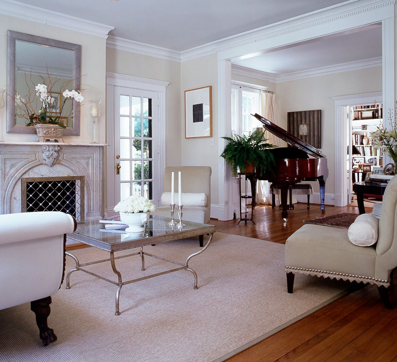 Traditional Home Office In Richmond Before And After 100