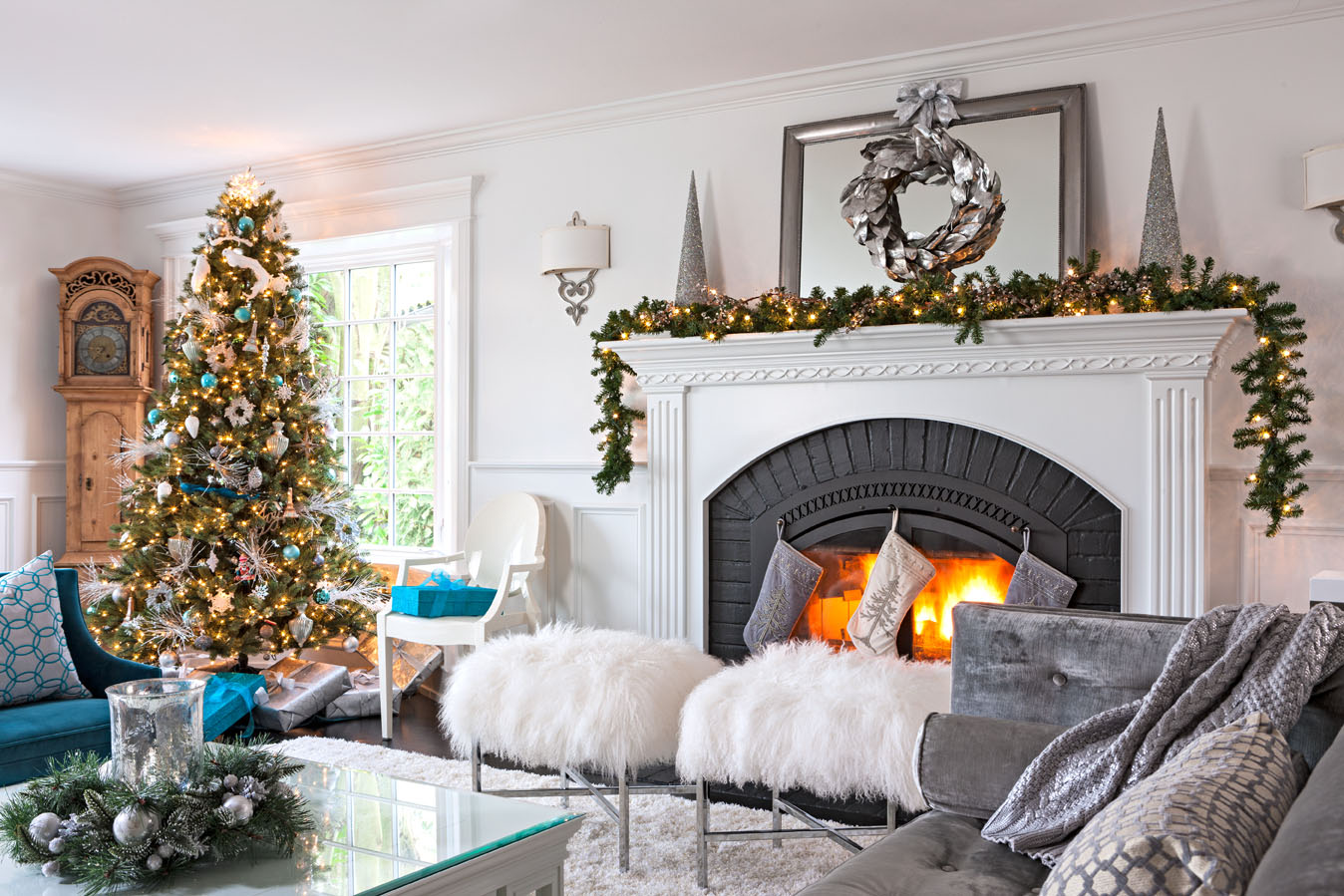 Christmas in Color | Traditional Home