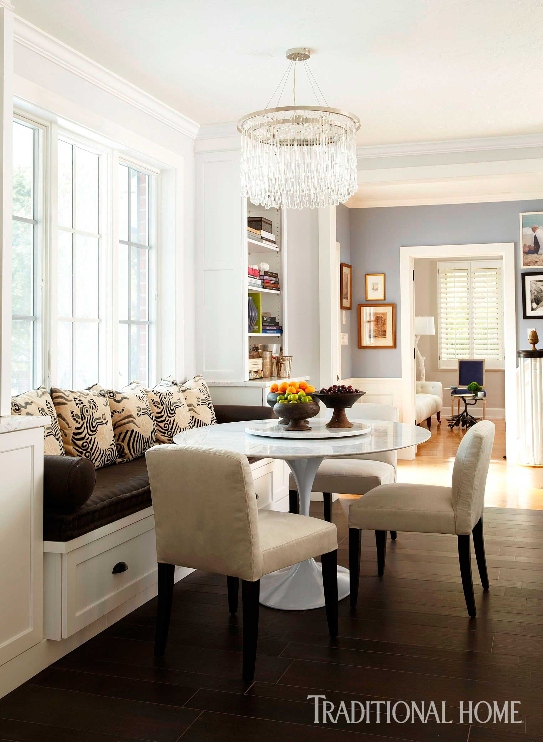 Easy Elegance in a Year-Round Florida Home | Traditional Home