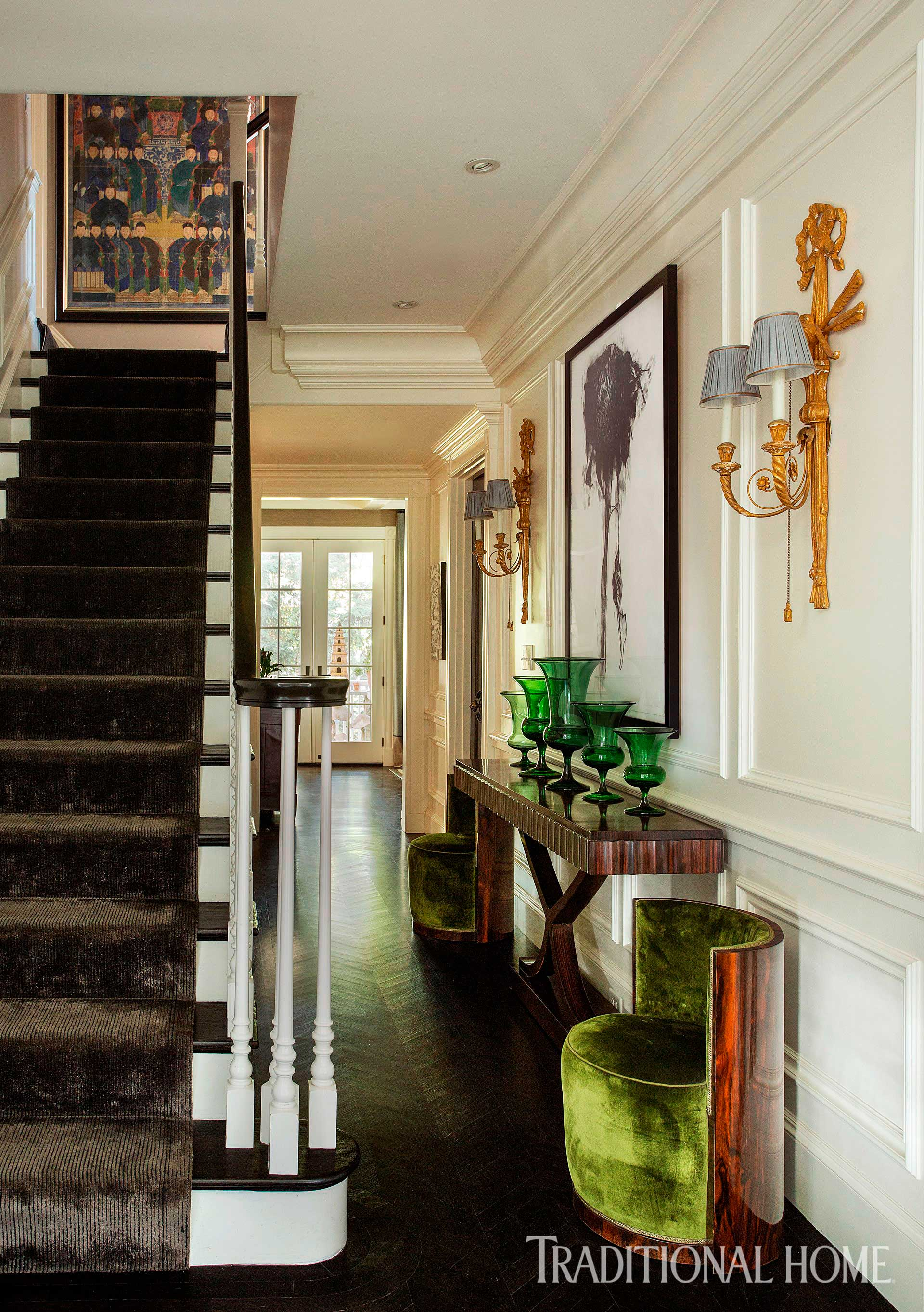 Etonnant Elegant, European Inspired Home. Boston Interior Designer ...