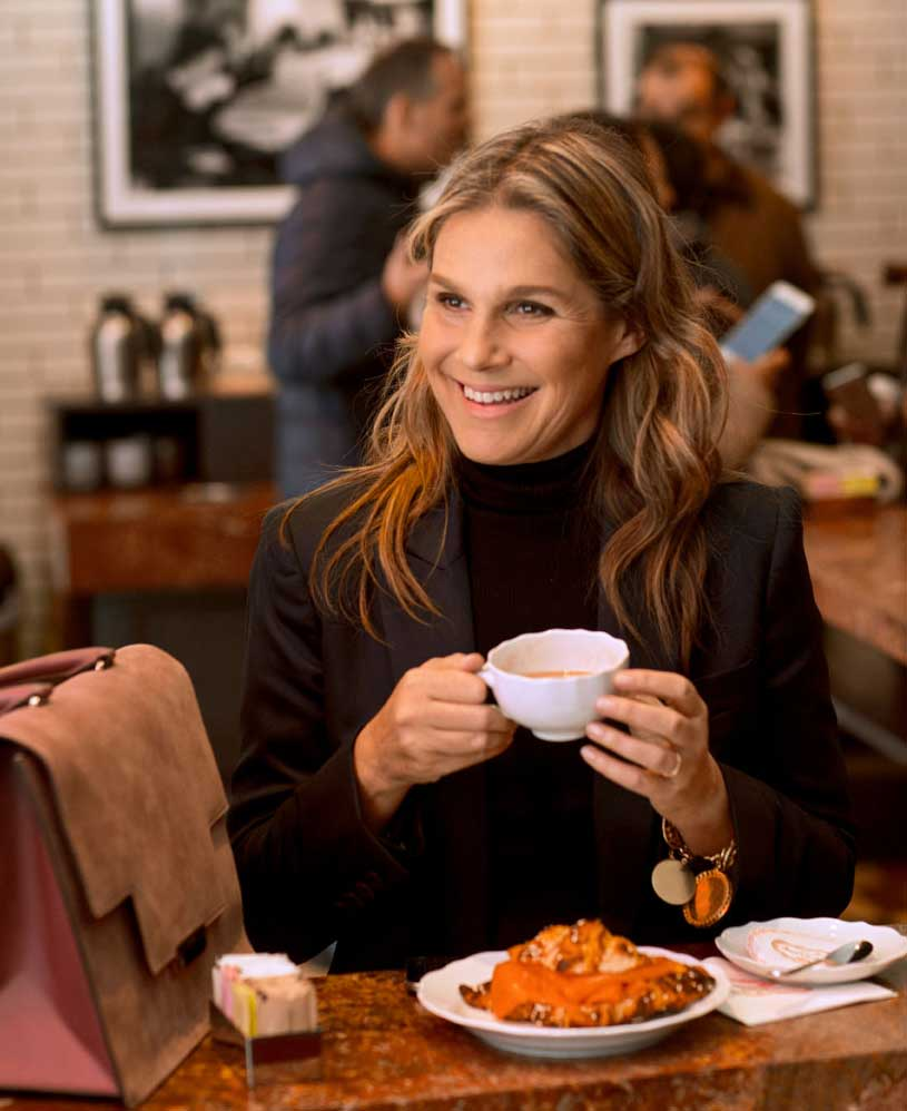 A Day In The Life Aerin Lauder Traditional Home