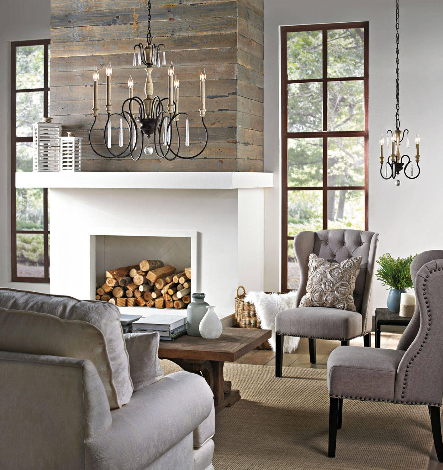 Farmhouse Style Lighting