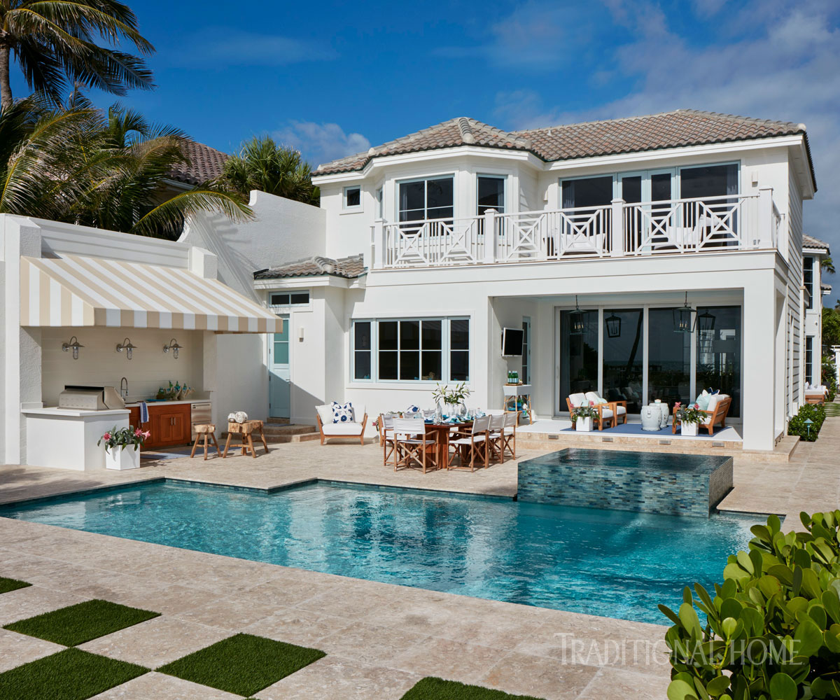 Cool Pools | Traditional Home