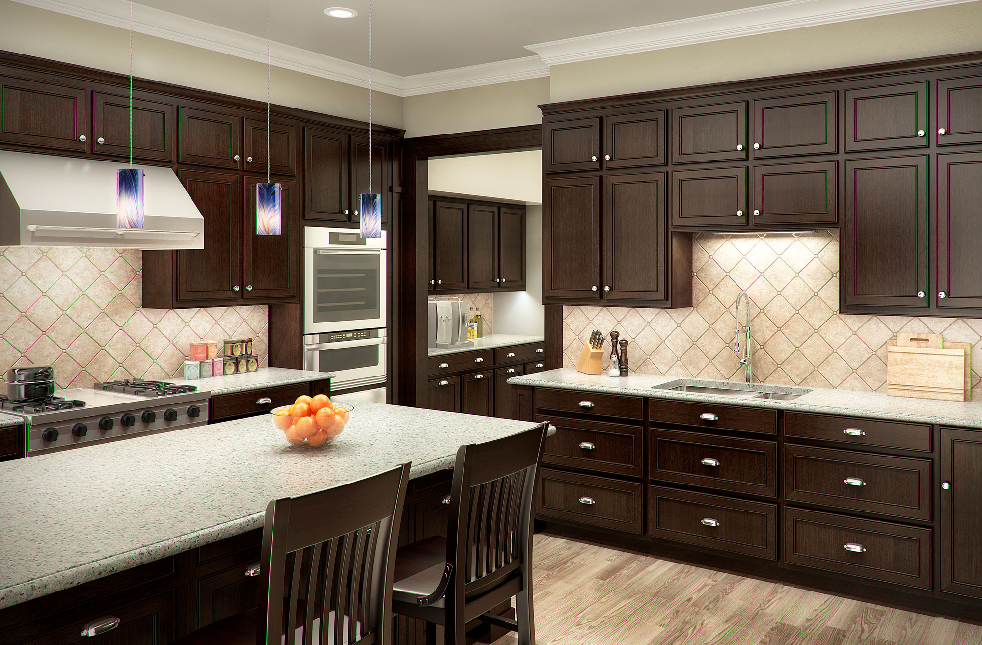 Quick Ways To Update Your Kitchen Lighting Traditional Home