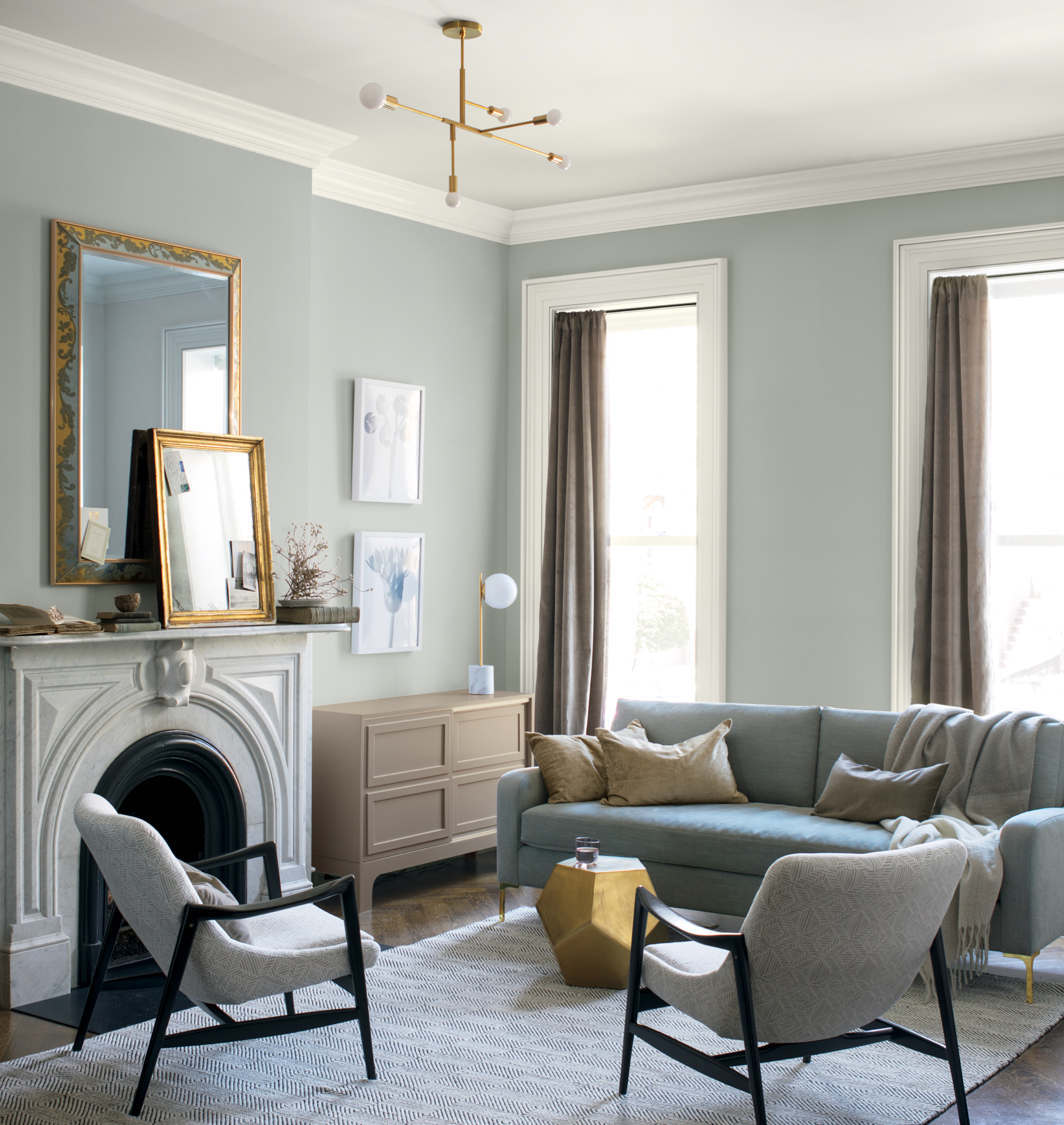 Gray Home Design Ideas: 2019 Colors Of The Year