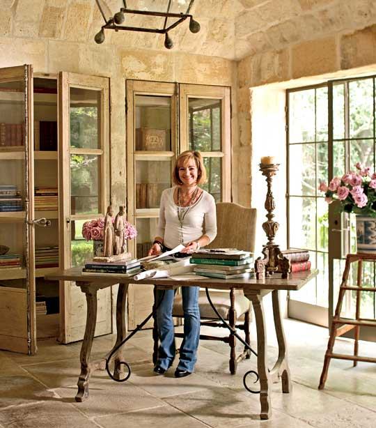 Architectural Salvage Houston | Sweet Salvage Traditional Home