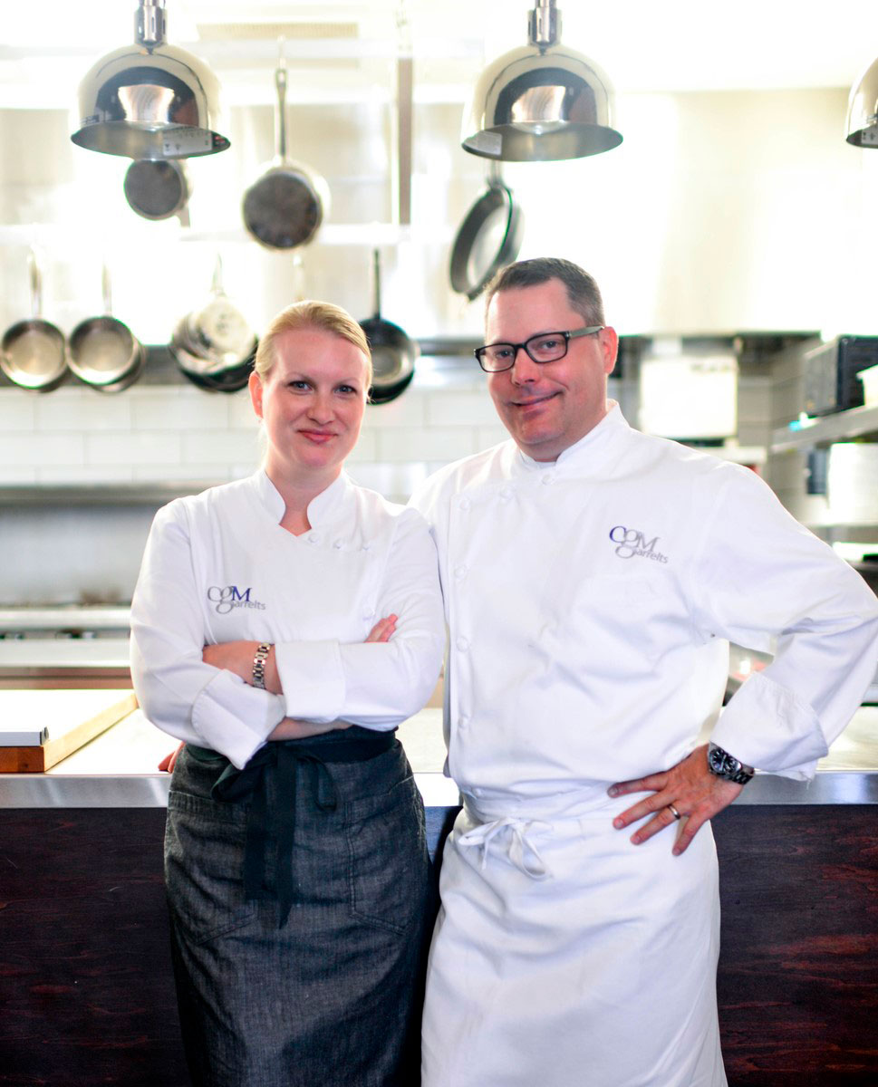 In the Kitchen with Chefs Colby and Megan Garrelts | Traditional Home