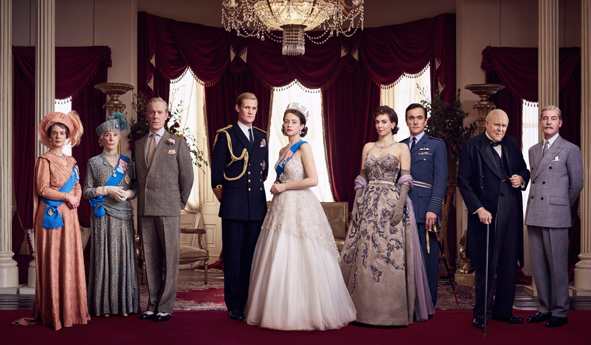 Designing Royalty Inside The Set Designs Of The Crown Traditional Home