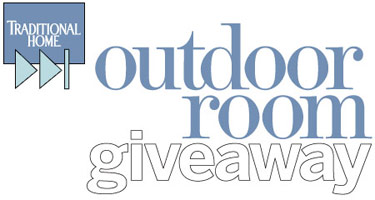 Outdoor Room Giveaway
