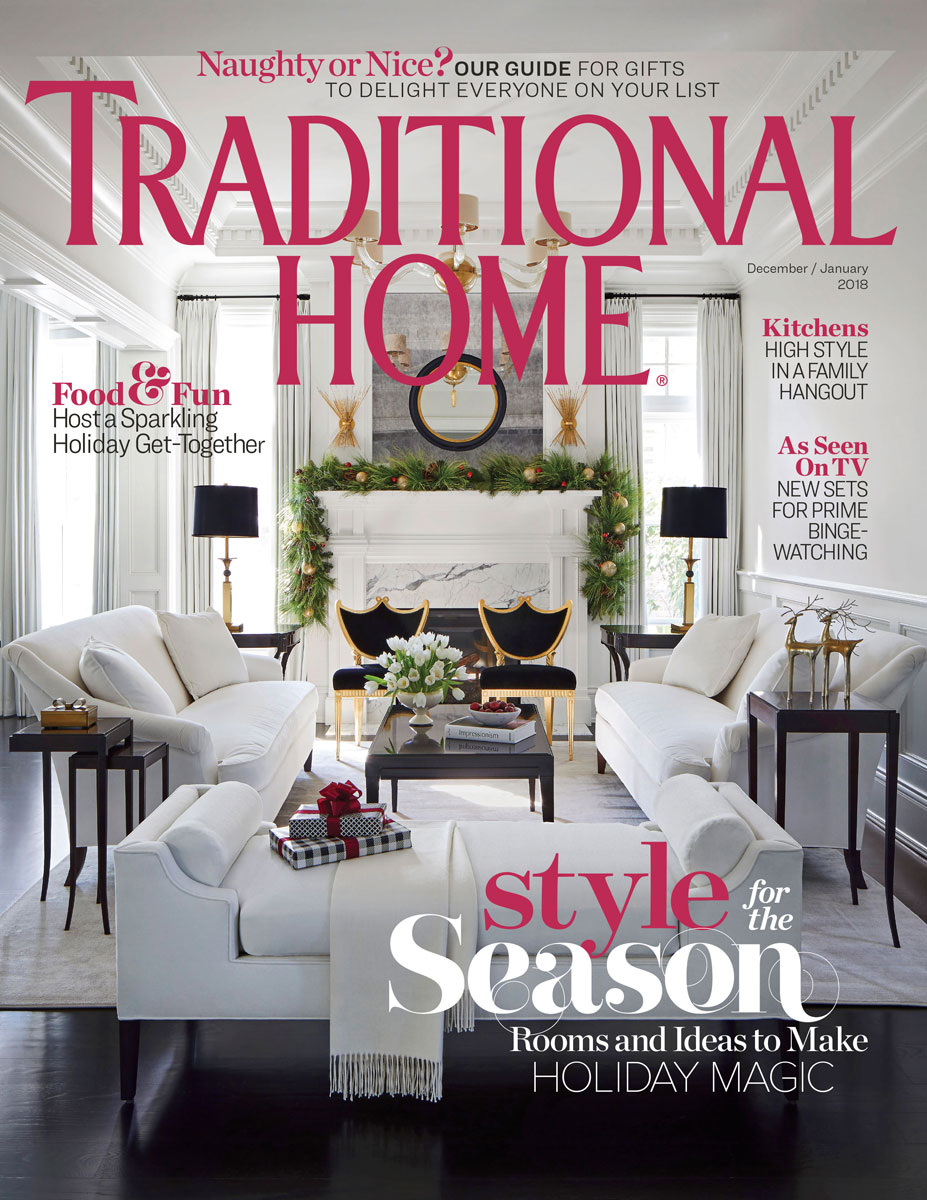 December January 2018 Table Of Contents Traditional Home