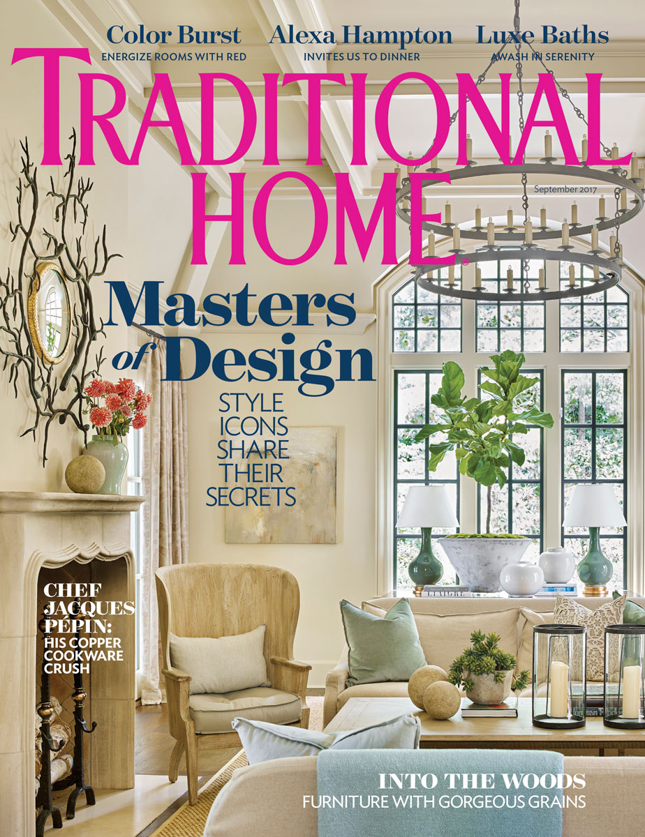 september 2017 table of contents | traditional home
