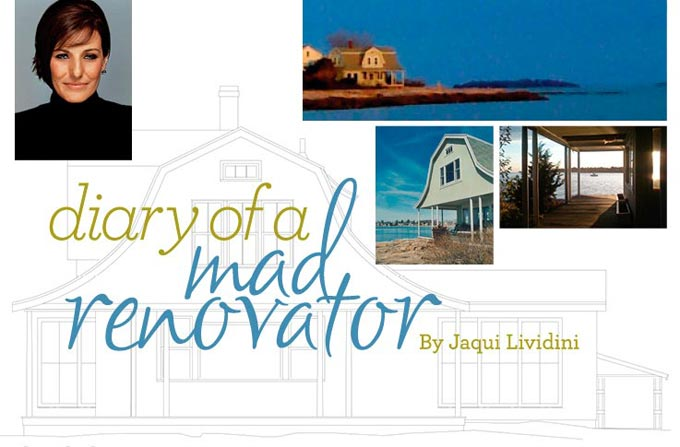Diary of a Mad Renovator By Jaqui Lividini