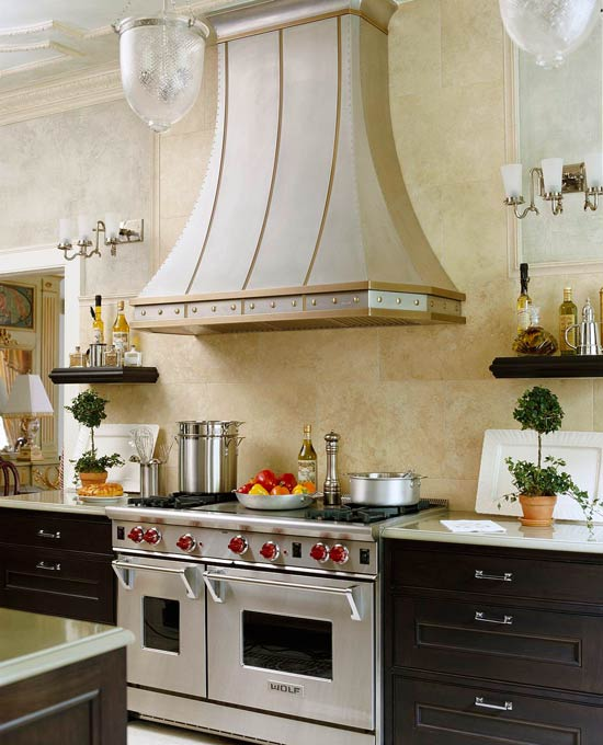 Beautiful kitchen backsplashes traditional home - Traditional kitchen tile backsplash ideas ...