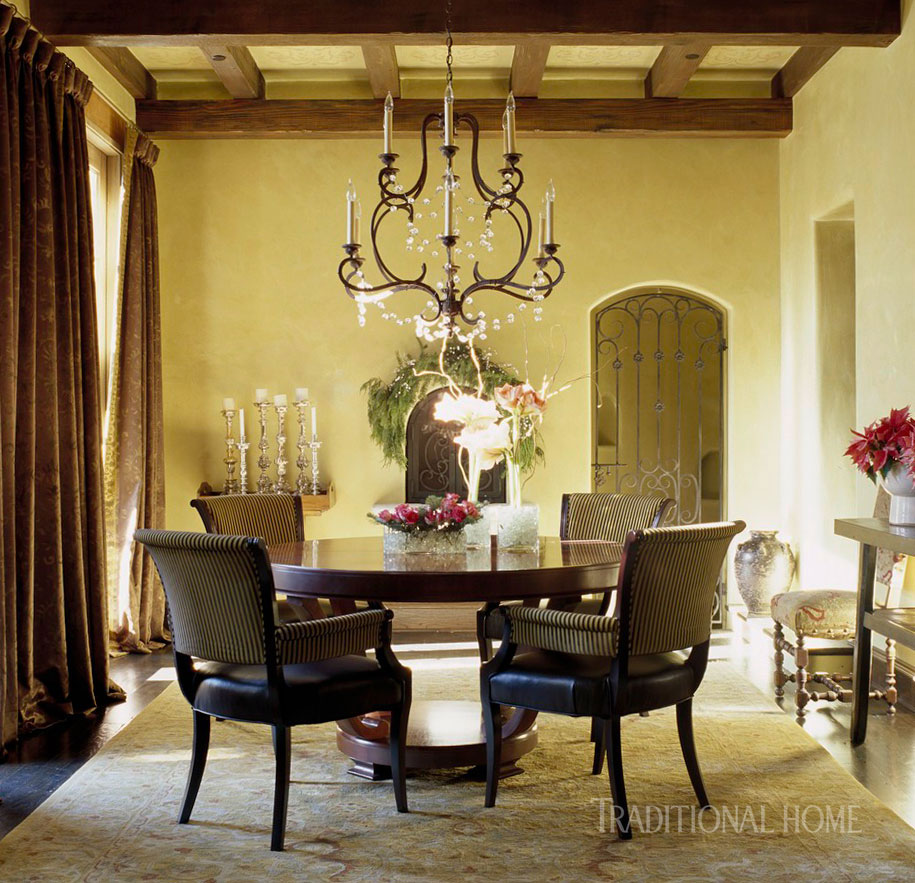 Attractive + ENLARGE. Colleen Duffley. The Dining Room ...