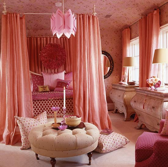 32 Dreamy Bedroom Designs For Your Little Princess: Bedroom Decorating Ideas: Older Children