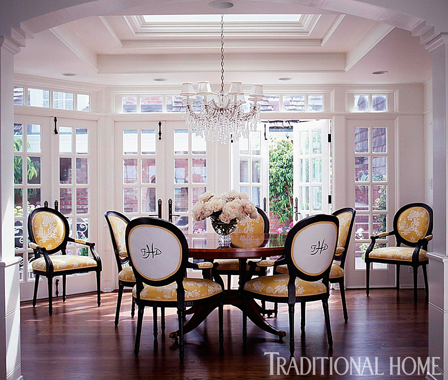 traditional home dining rooms.  ENLARGE 25 Years Of Beautiful Dining Rooms Traditional Home