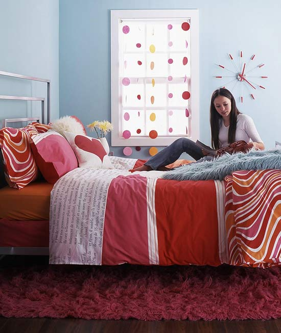 Bedroom decorating ideas older children traditional home - Mature teenage girl bedroom ideas ...
