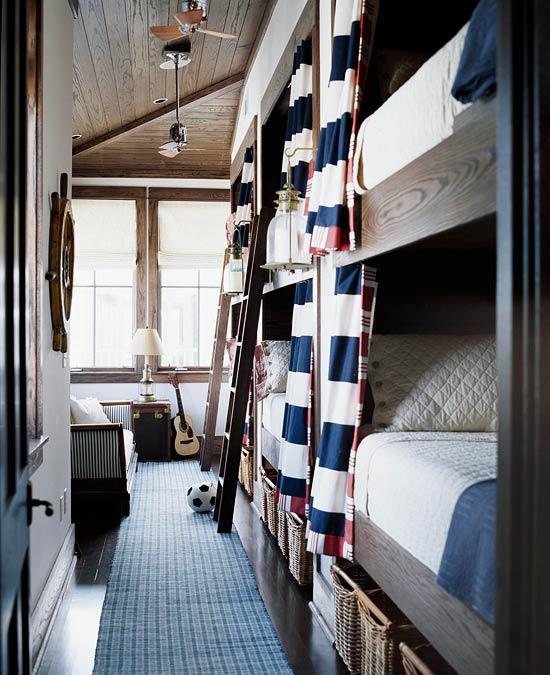 enlarge nautical boys bedroom - Children Bedroom Decorating Ideas