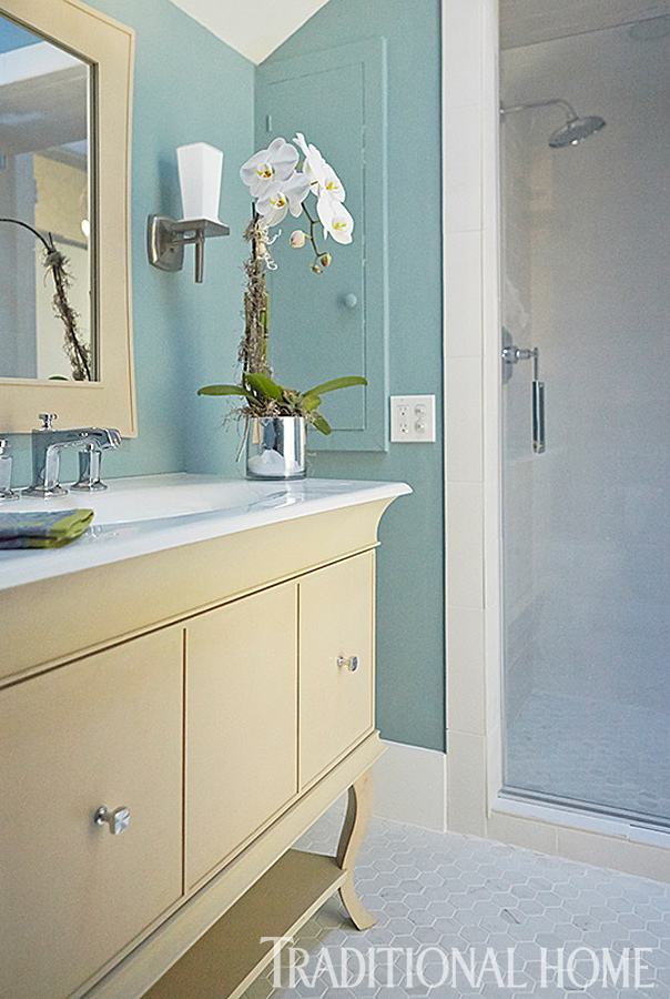 Napa Valley Showhouse Traditional Home - Napa bathroom remodel