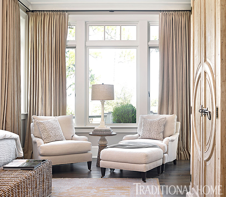 Stylish Lowcountry Home With A Neutral Palette
