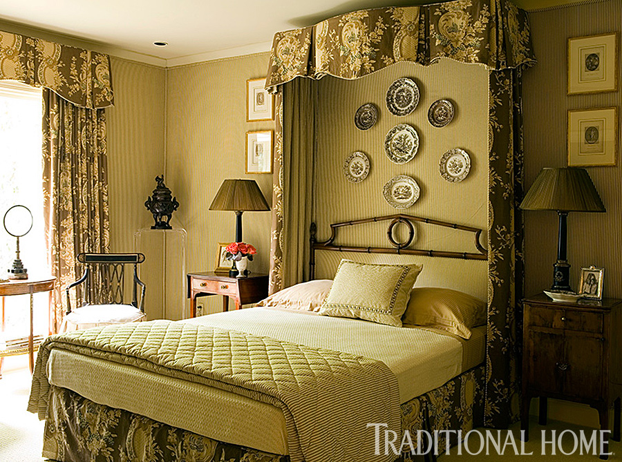 25 Years Of Beautiful Bedrooms | Traditional Home