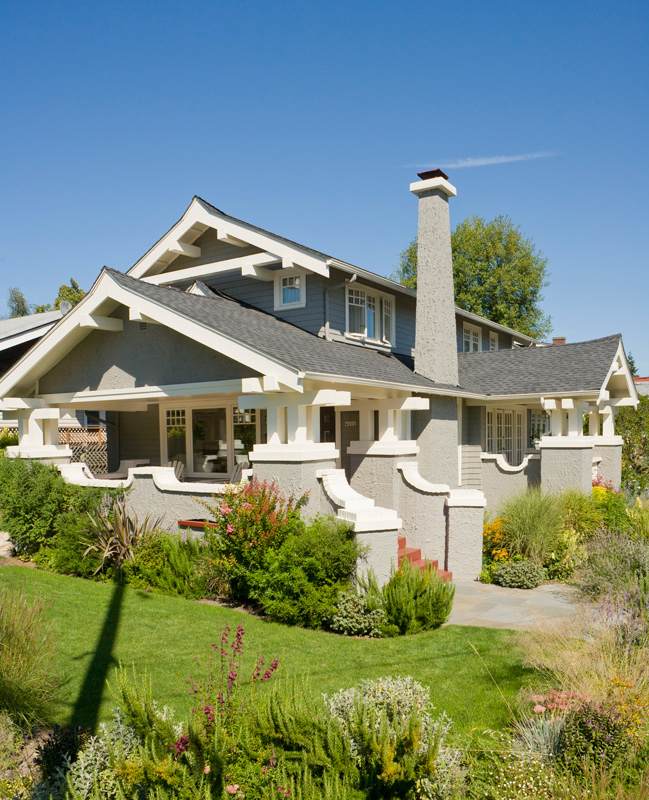 Get The Look Arts And Crafts Style Architecture Traditional Home
