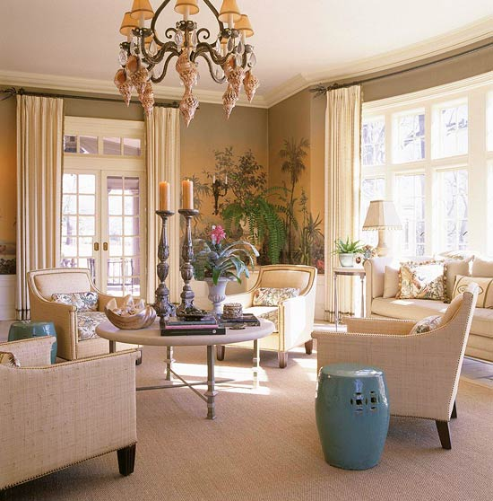 Traditional Interior Design By Ownby: Interior Designer Charles Faudree: French Flair