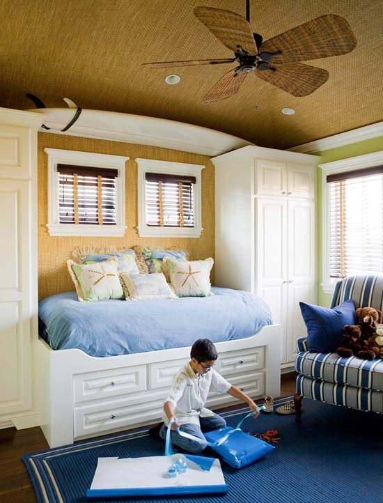 Traditional Bedroom Ideas For Boys bedroom decorating ideas: young children | traditional home