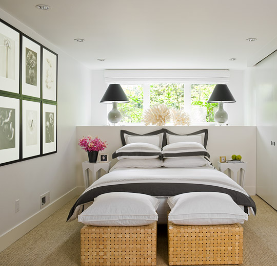 Enlarge Soothing Guest Bedroom