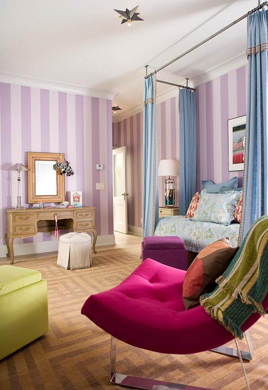 Bedroom Decorating Ideas: Older Children | Traditional Home
