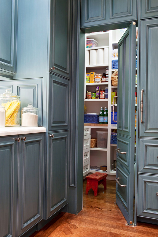 Storage Ideas For Kitchens Without Upper Cabinets