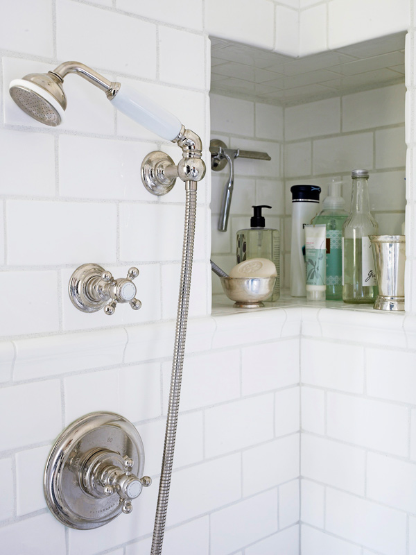 Storage Ideas For Small Bathrooms Traditional Home