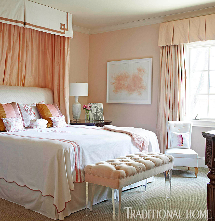 Traditional Home Interiors: Romantic Rooms And Decorating Ideas