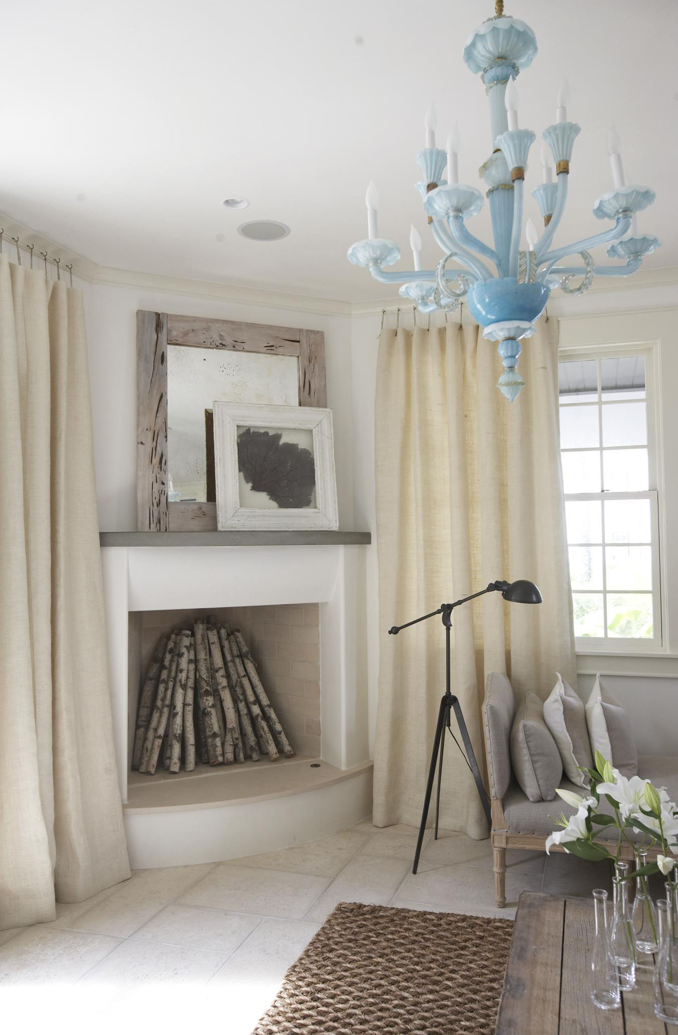 Get the Look: Contemporary Mantels | Traditional Home