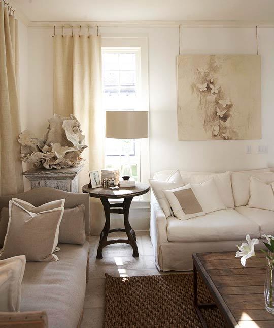 Beachfront Showhouse With A Beautiful Calm Palette