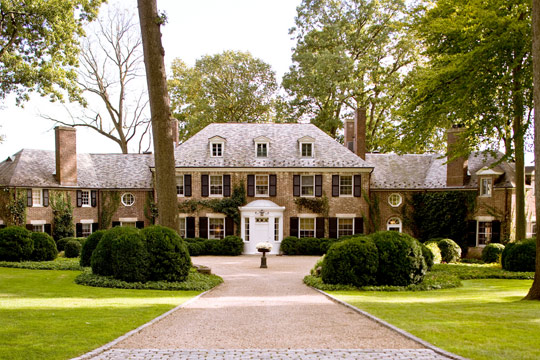 Garden State Grandeur Traditional Home