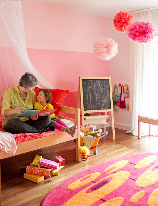 enlarge - Children Bedroom Decorating Ideas
