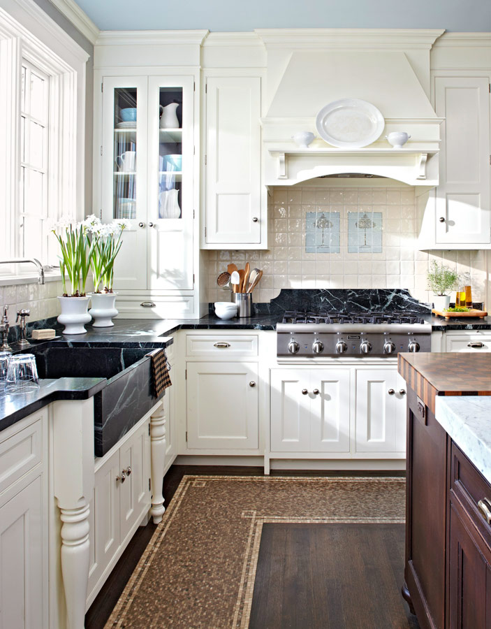 Family Friendly Kitchens Traditional Home