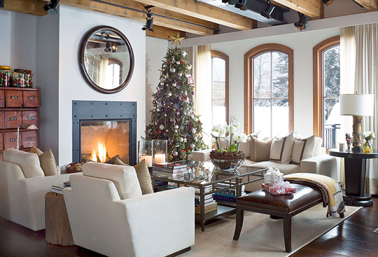 Rocky Mountain Holiday | Traditional Home