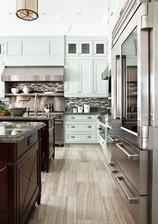 Kitchen Remodel: Function and Efficiency | Traditional Home