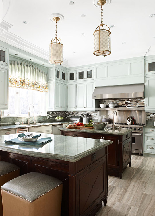 enlarge - Traditional Kitchen