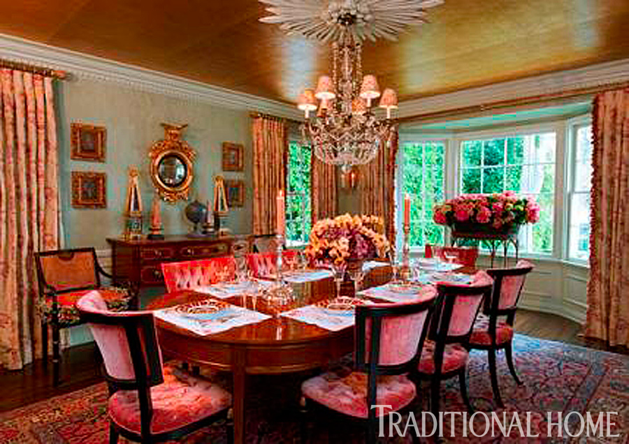 House And Home Dining Rooms our best before-and-after dining rooms | traditional home