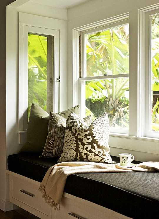 Window Seating decorating ideas: 15 window seats | traditional home