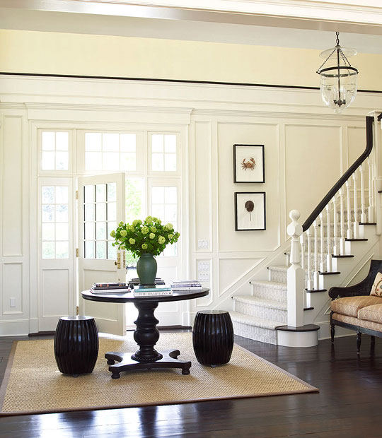 Jamie Foyers Traditional : Remodeled vacation home traditional