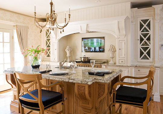 Our Most Beautiful Kitchens Traditional Home