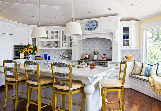 Country French White Kitchen Part 89