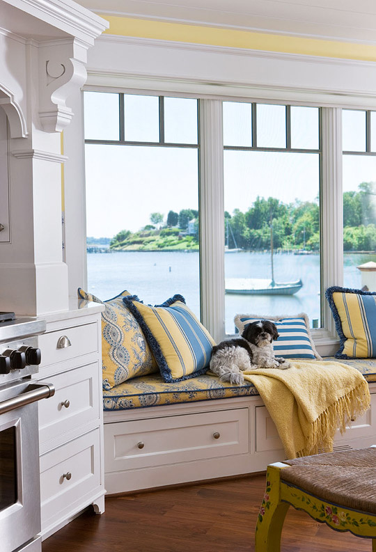 Pictures Of Window Seats decorating ideas: 15 window seats | traditional home