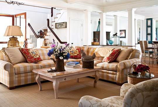 Second home decorating ideas traditional home for 2nd living room ideas